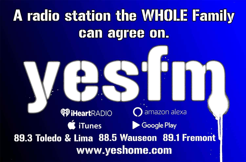 yes FM logo